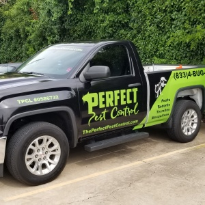 Perfect Pest Control Full Wrap
