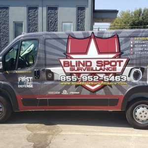 Blind Spot Security Business Wrap