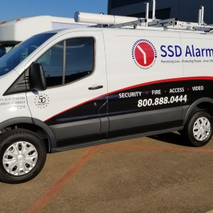 SSD Alarm Fleet Graphics