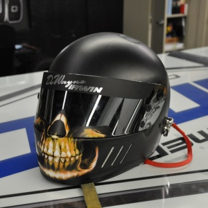 Race Helmet Wraps