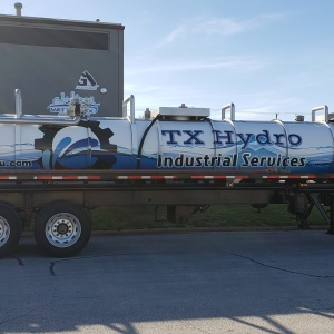 Tanker Partial Wrap