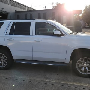 Escalade White Gold Sparkle By 3m