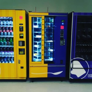 Vending Machine Wraps