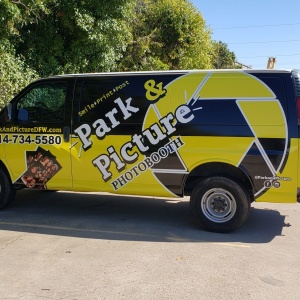Park & Picture Business Wrap